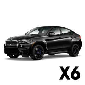 BMW seria X6
